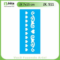 Stencil JX 511