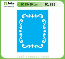 stencil JC 895