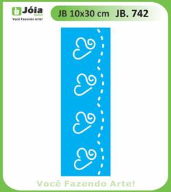 Stencil JB 742