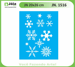 Stencil JN 1516
