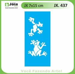Stencil JX 437