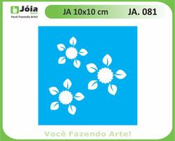 stencil JA 081