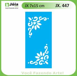 Stencil JX 447