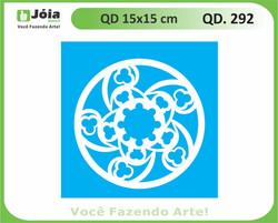 stencil QD 292