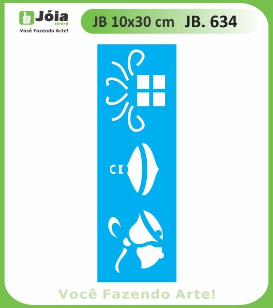 Stencil JB 634