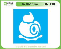 stencil JA 130