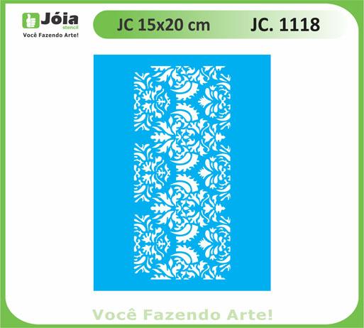 stencil JC 1118