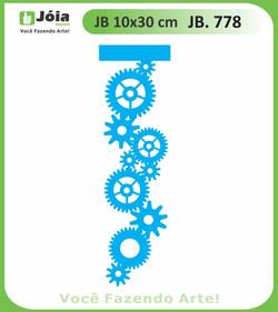 Stencil JB 778