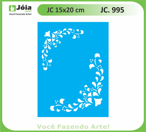 stencil JC 995
