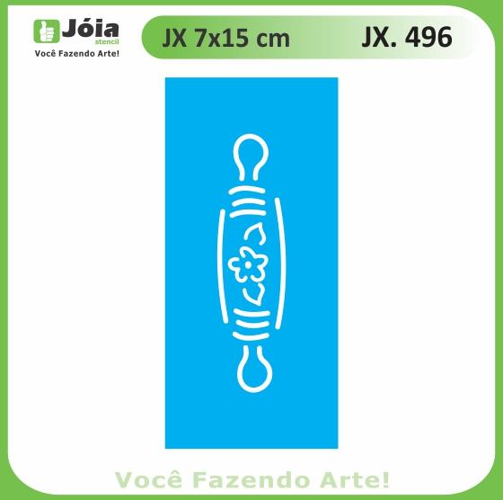 Stencil JX 496