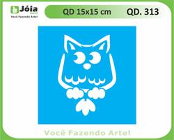 stencil QD 313