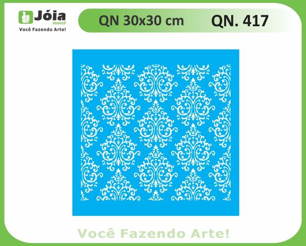 Stencil QN 417