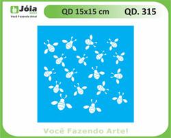 stencil QD 315