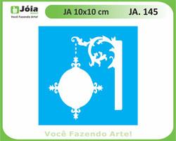 stencil JA 145