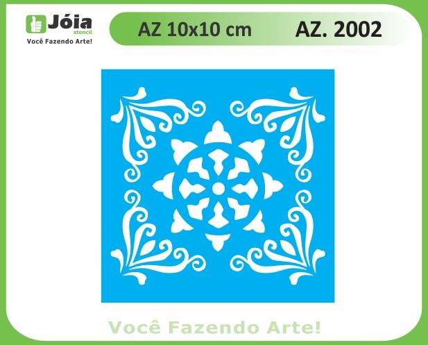Stencil AZ 2002