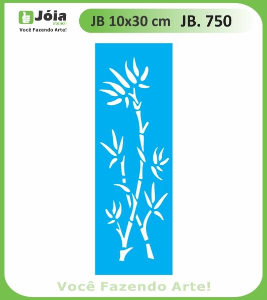 Stencil JB 750