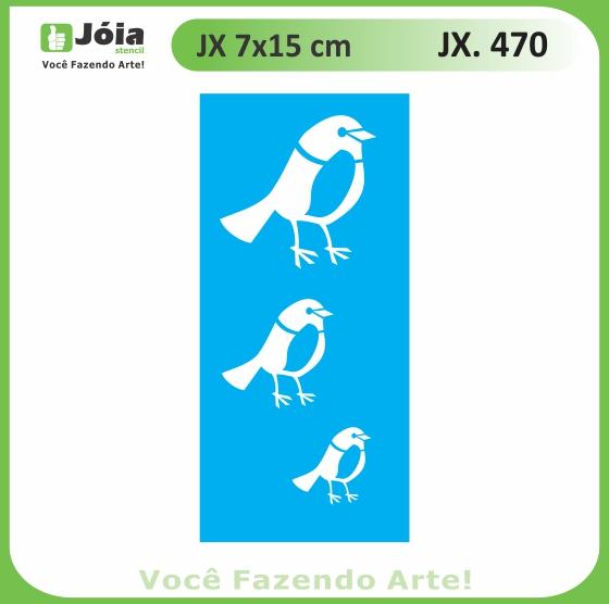 Stencil JX 470