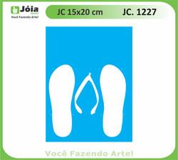 stencil JC 1227