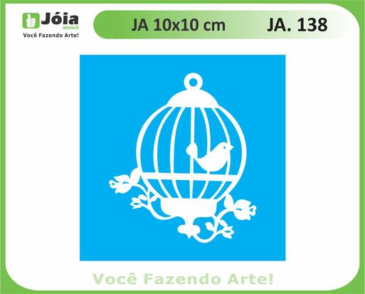 stencil JA 138