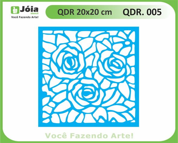 stencil QDR 005