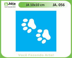 stencil JA 056