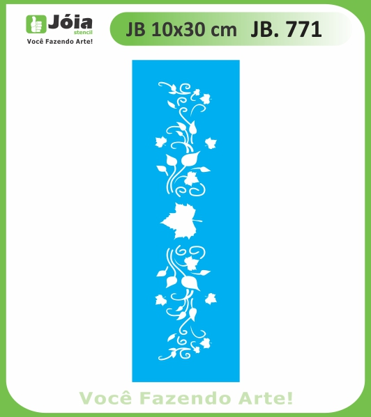 Stencil JB 771
