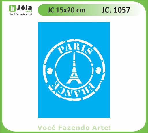 stencil JC 1057