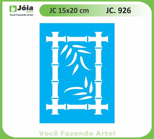 stencil JC 926
