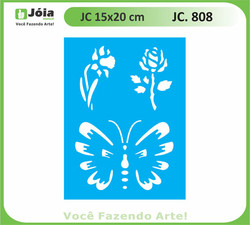 stencil JC 808