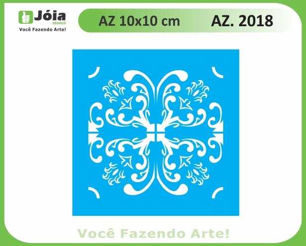 Stencil AZ 2018