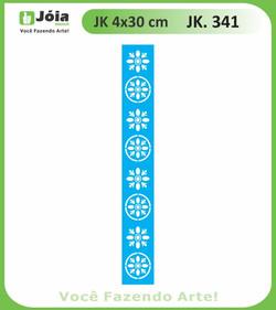 Stencil JK 341