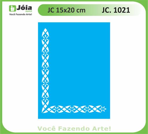 stencil JC 1021