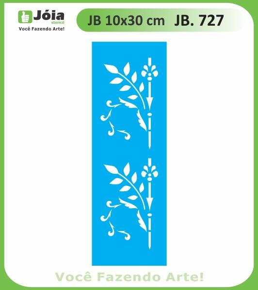 Stencil JB 727