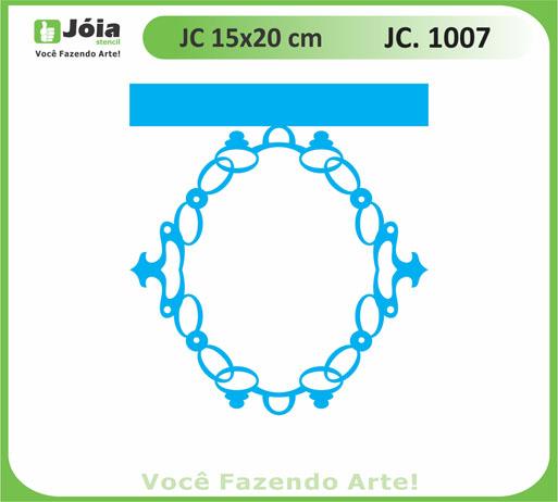 stencil JC 1007