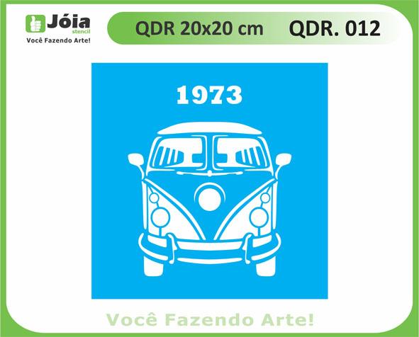stencil QDR 012