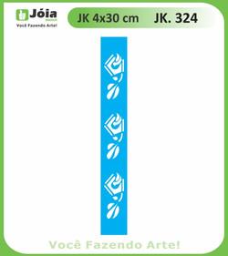 Stencil JK 324