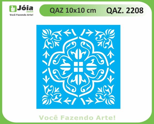 Stencil QAZ 2208