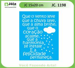 stencil JC 1198