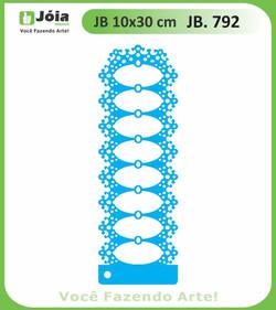 Stencil JB 792