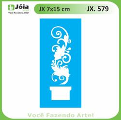 Stencil JX 579
