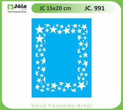 stencil JC 991