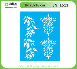 Stencil JN 1511