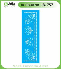 Stencil JB 757