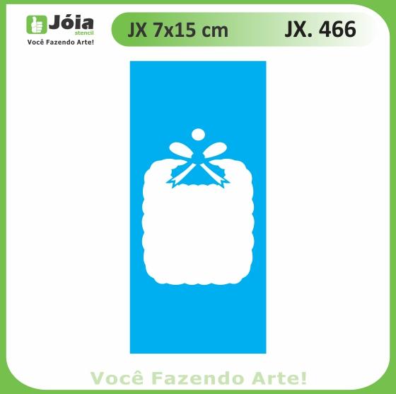 Stencil JX 466