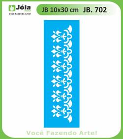 Stencil JB 702