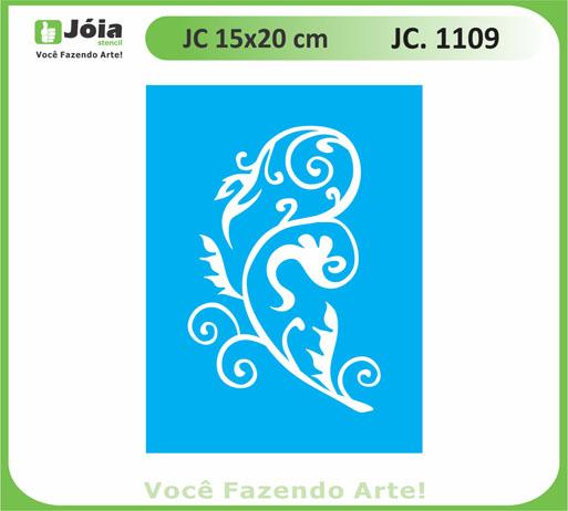 stencil JC 1109