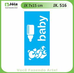 Stencil JX 516