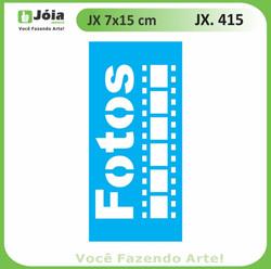 Stencil JX 415