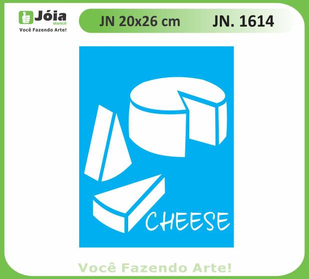 Stencil JN 1614