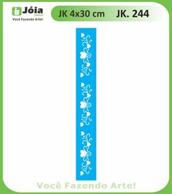 Stencil JK 244